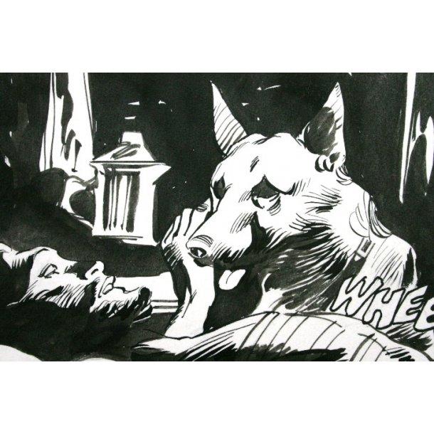 Colan - Detective Comics 545, page 09.