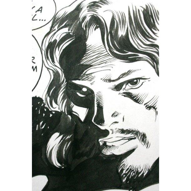 Colan - Detective Comics 545, page 12.