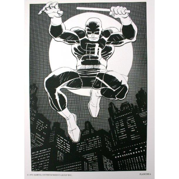 Romita Jr. - Daredevil, litografi 06.