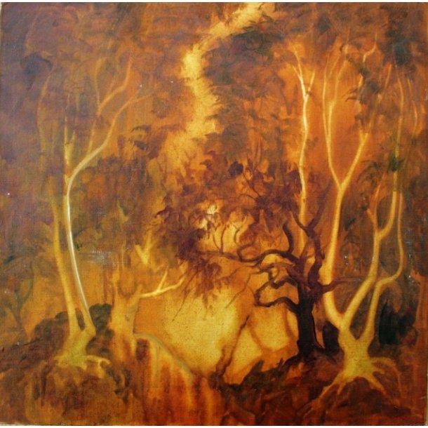 Garé Barks - Fantasy Landscape