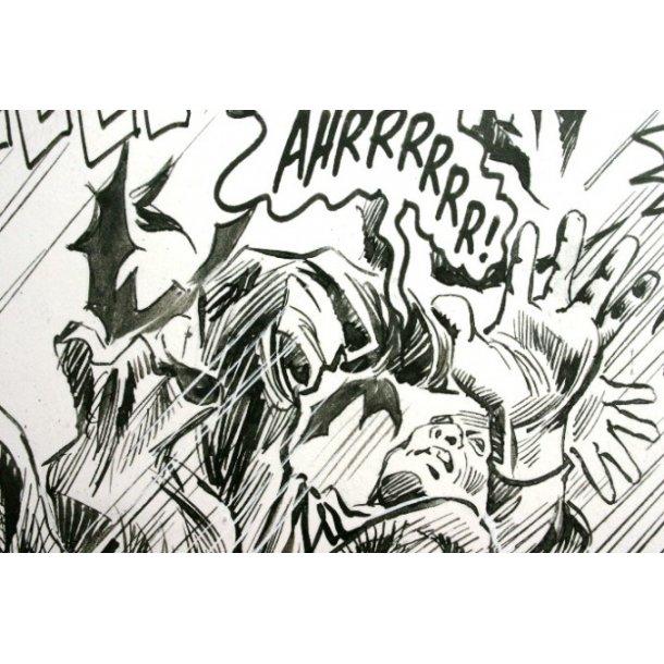 Colan - Batman Black & White page 5