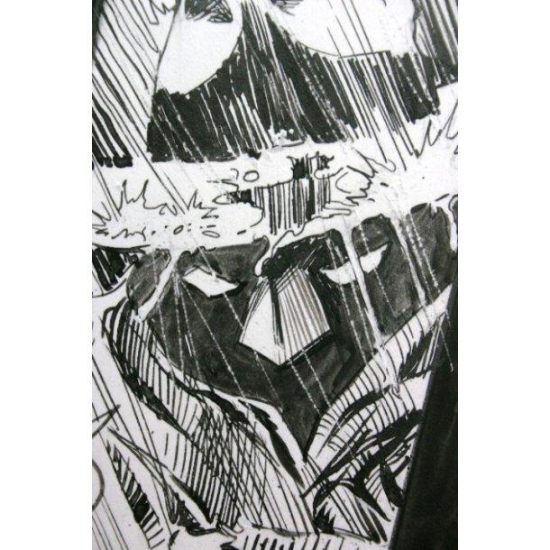 Colan - Batman Black & White page 4