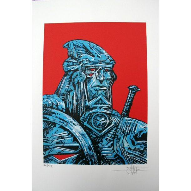 Philippe Druillet - Sloane, S/N lithograph