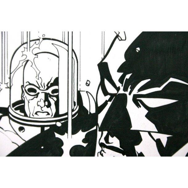 Charlie Adlard - Batman Gotham Knights page