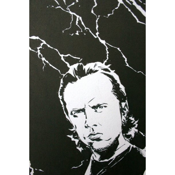 Michael Lark - Metallica, Revolver Magazine