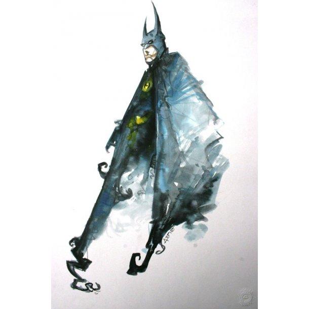 Azpiri - Batman, pin up