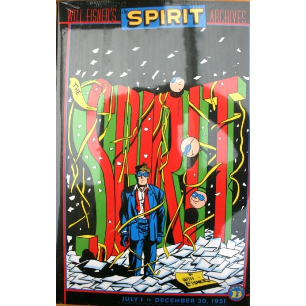Eisner - The Spirit Archives Vol. 23 HC