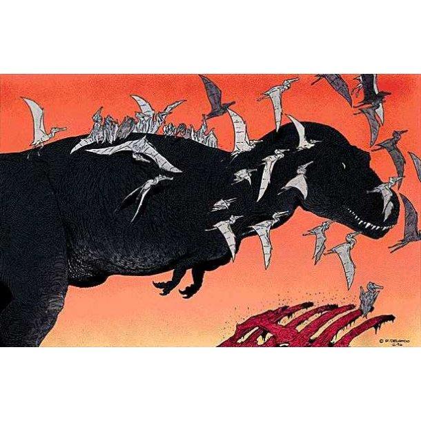 R. Delgado - Tyrannosaurus Rex