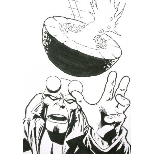 Jim Starlin - Hellboy Weird Tales, side 4
