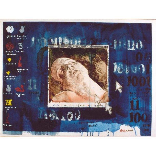 Peter V. Nielsen - Botticelli com, akvarel