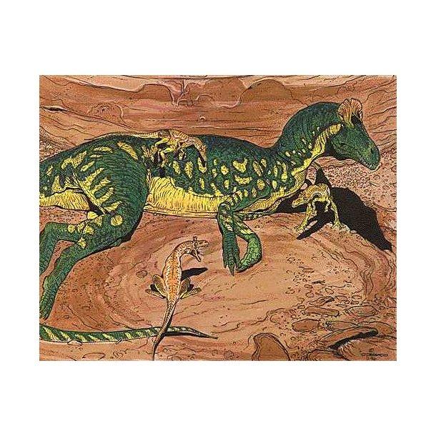 R. Delgado - Crylophosaurus