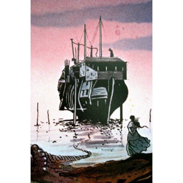 Bourgeon - Vindens Passagerer, 1989