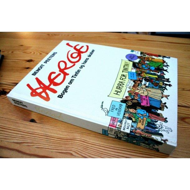 Peeters - Hergé - bogen om Tintin og hans skaber