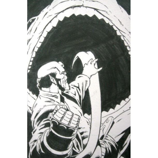 Jim Starlin - Hellboy Weird Tales, side 2