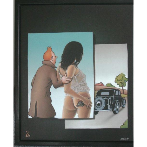 Ole Ahlberg - ''Going Home'', multiple 2007