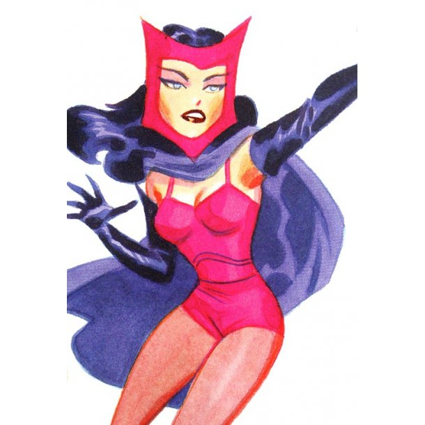 Bruce Timm - Lovely Ladies of Marvel
