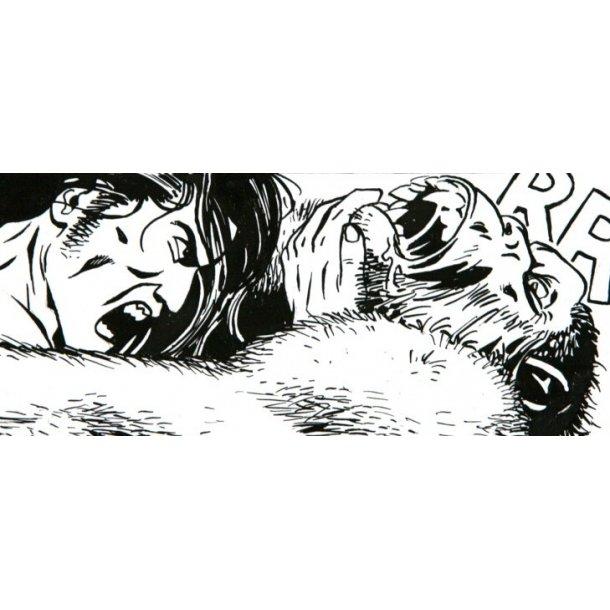Snejbjerg - Tarzan The Scar set 1