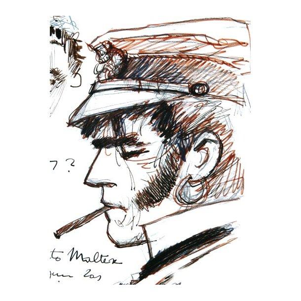 Hugo Pratt - Sgt. Kirk 39