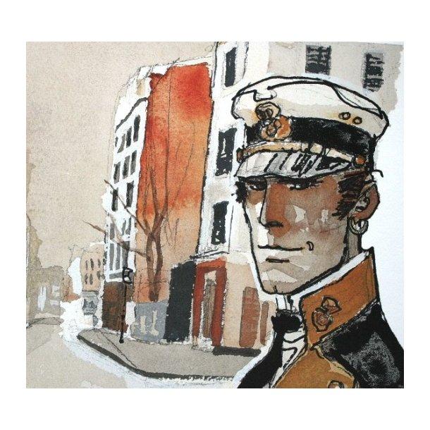 Hugo Pratt - Corto Maltese Tango