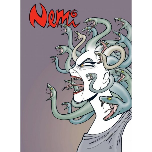 Lise Myhre - Nemi Bad Hairday