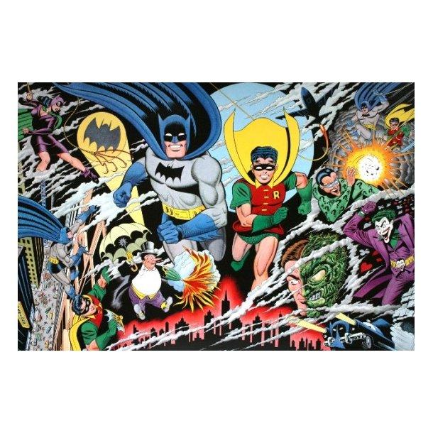 Dick Sprang - Batman Guardians of Gotham City