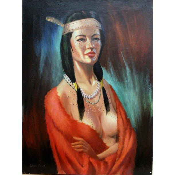 Carl Barks - A Princess of the Ivahs, 1968