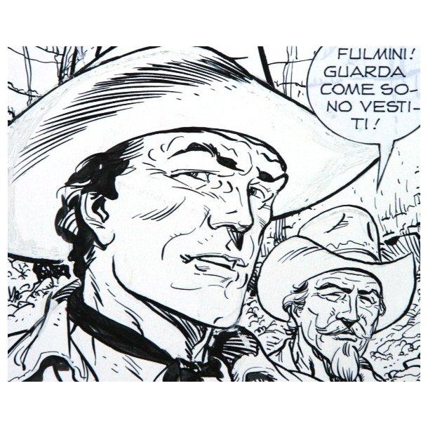 Colin Wilson - Tex Willer s. 122