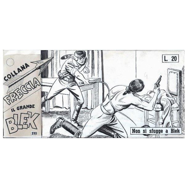 Esse G. Esse - Davy Crocket, cover fra 1961