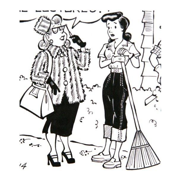 Al Vermeer - Priscilla's Pop, daily 04-14 1951