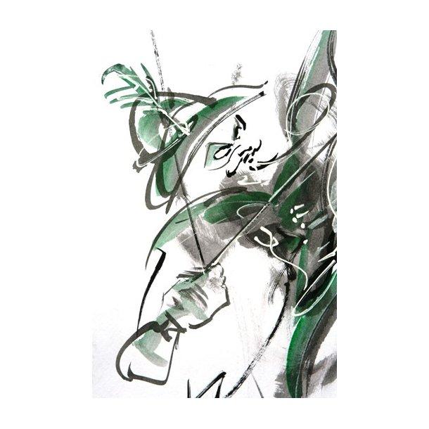 Andy Lee - Green Arrow