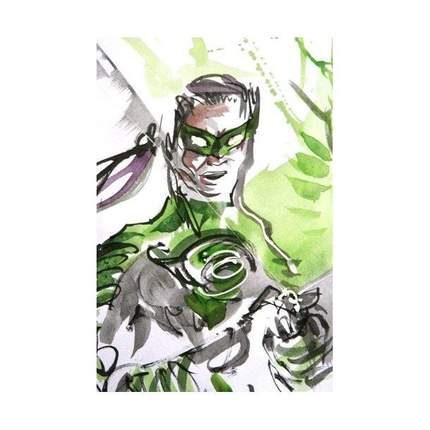 Andy Lee - Green Lantern