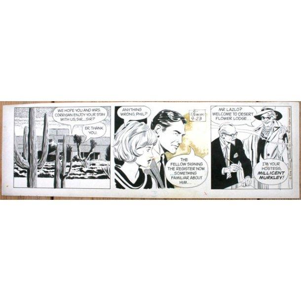 Al Williamson - X9 strip, 1967