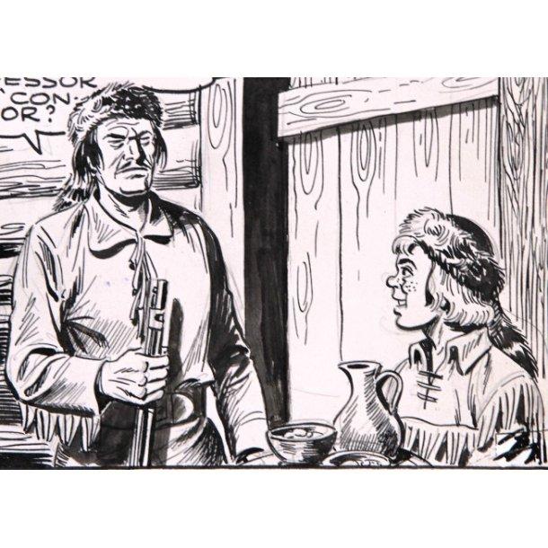 Esse G. Esse - Davy Crockett 63-56