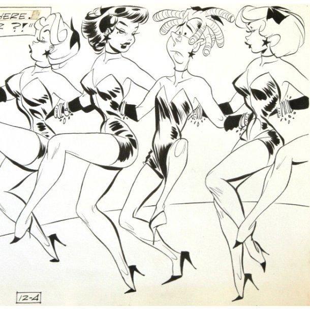 Don Flowers - Glamor Girls Sunday 12-04-1960.