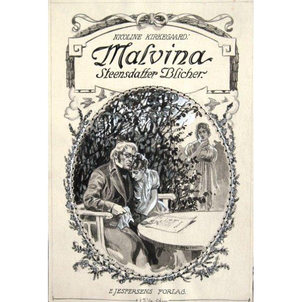 Axel Mathiesen - Malvina, cover