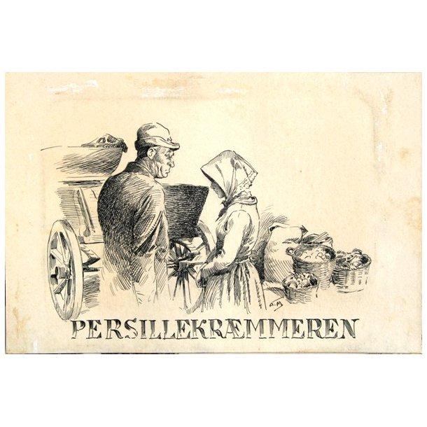 Axel Mathiesen - Persillekræmmeren