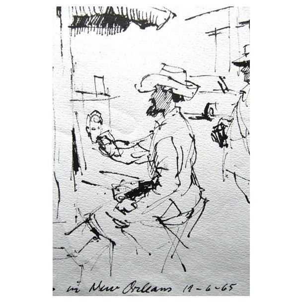 Des Asmussen - New Orleans 01, 1965