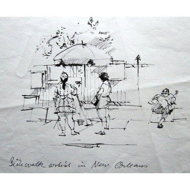 Des Asmussen - New Orleans 03, 1965