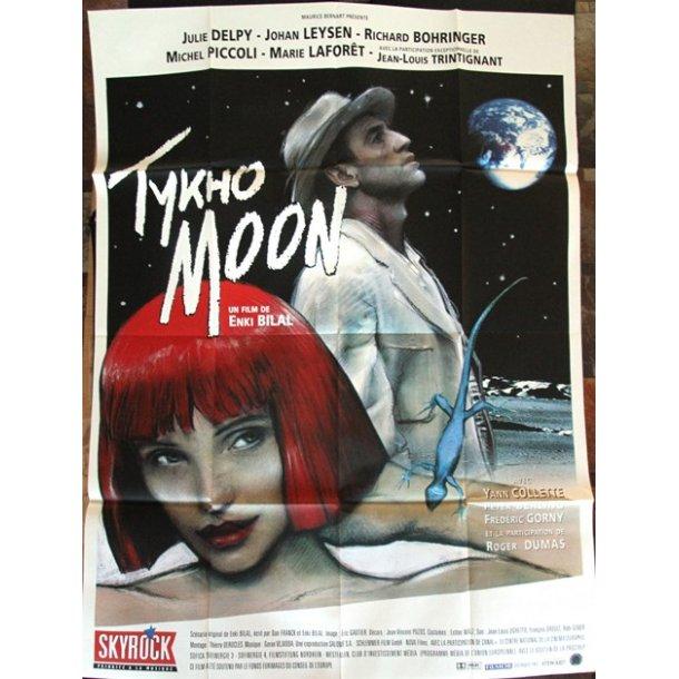Bilal - ''Tykho Moon', filmplakat