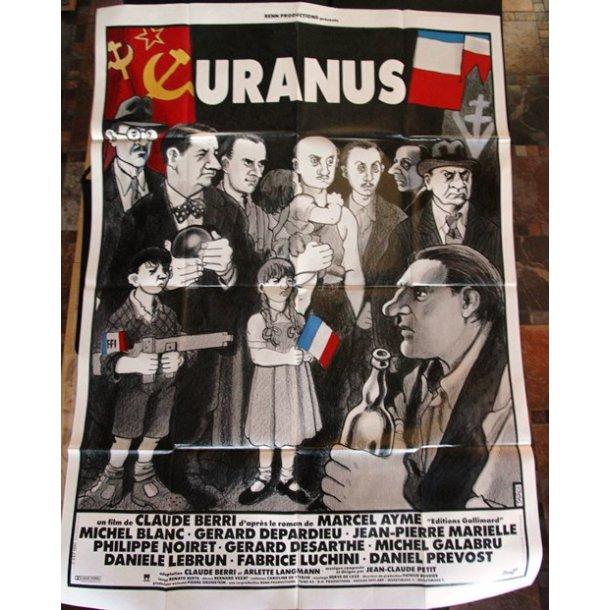 Tardi - ''Uranus', filmplakat
