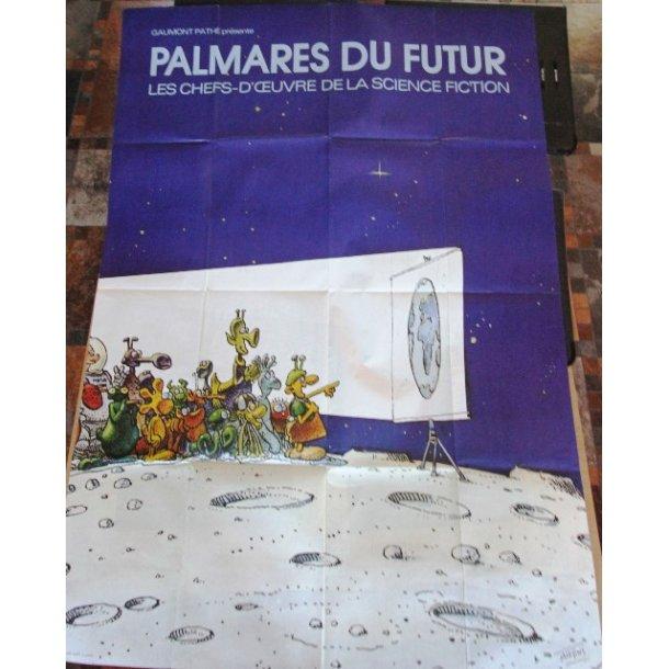 Moebius - ''Palmareas du futur'', filmplakat