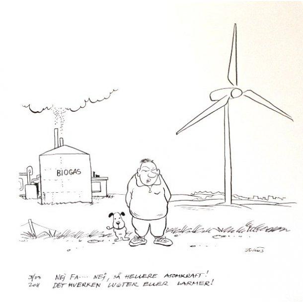 Julius - Hellere atomkraft