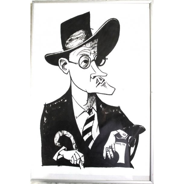 Peder Bungaard - James Joyce