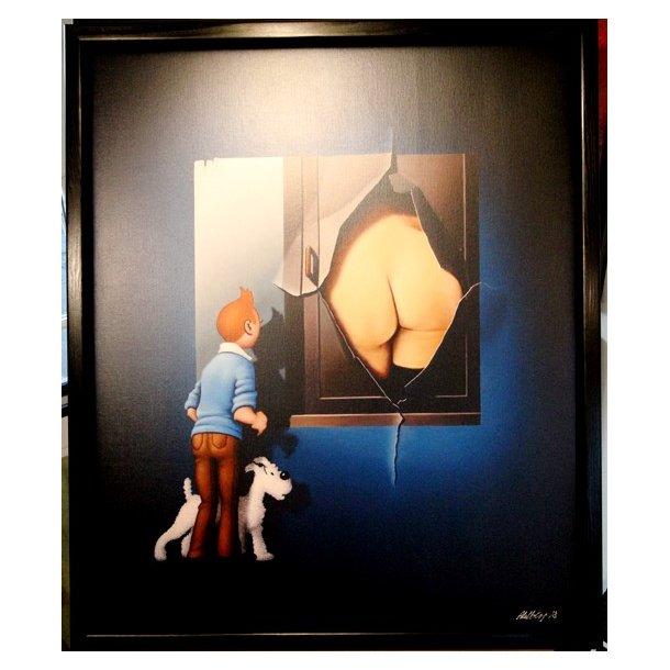 Ole Ahlberg - ''Through the Door'', multiple 2013
