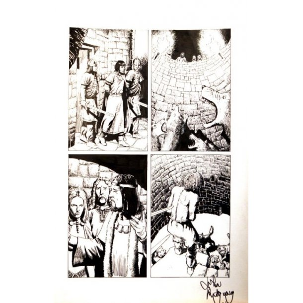 John Ridgway - Prince Valiant nr. 3, side 14