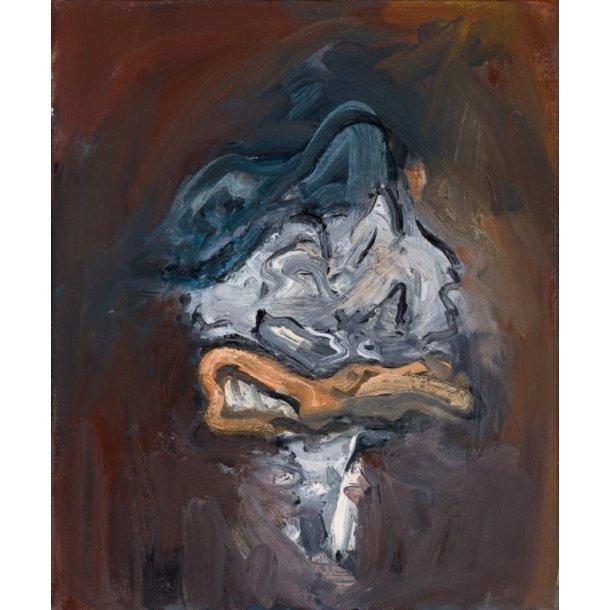 Erik Bille Christiansen Study for a Self-Portrait