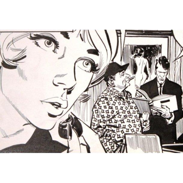 Jim Holdaway - Modesty Blaise 0663