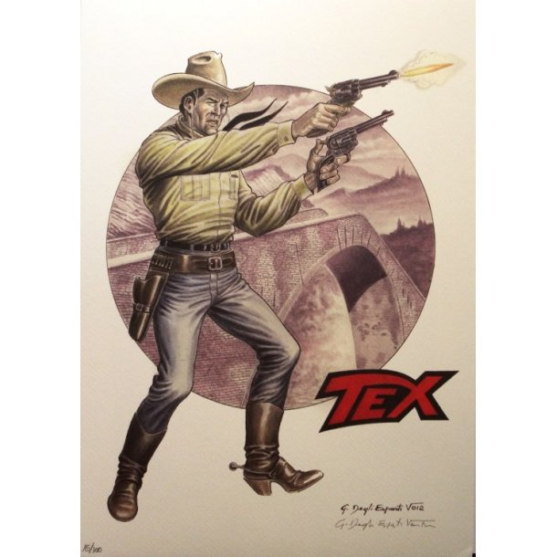 Tex Willer - Esposito