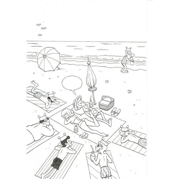 Henrik Rehr - Strandliv, cover art