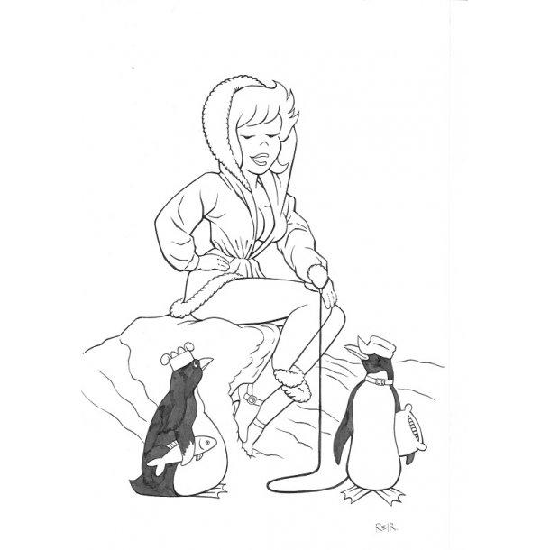 Henrik Rehr - Pingviner, cover art